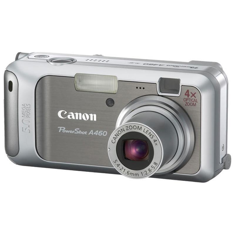 Canon A460 Драйвера