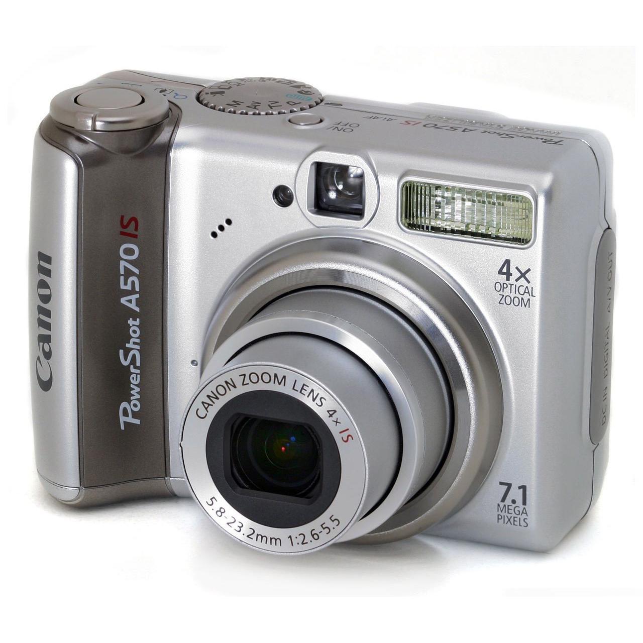 Инструкция К Canon Powershot A560