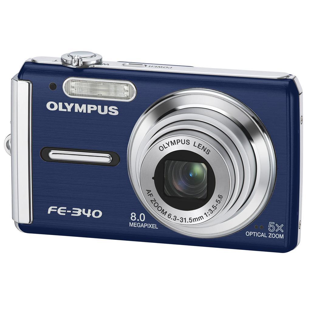 Olympus Fe 340 Инструкция