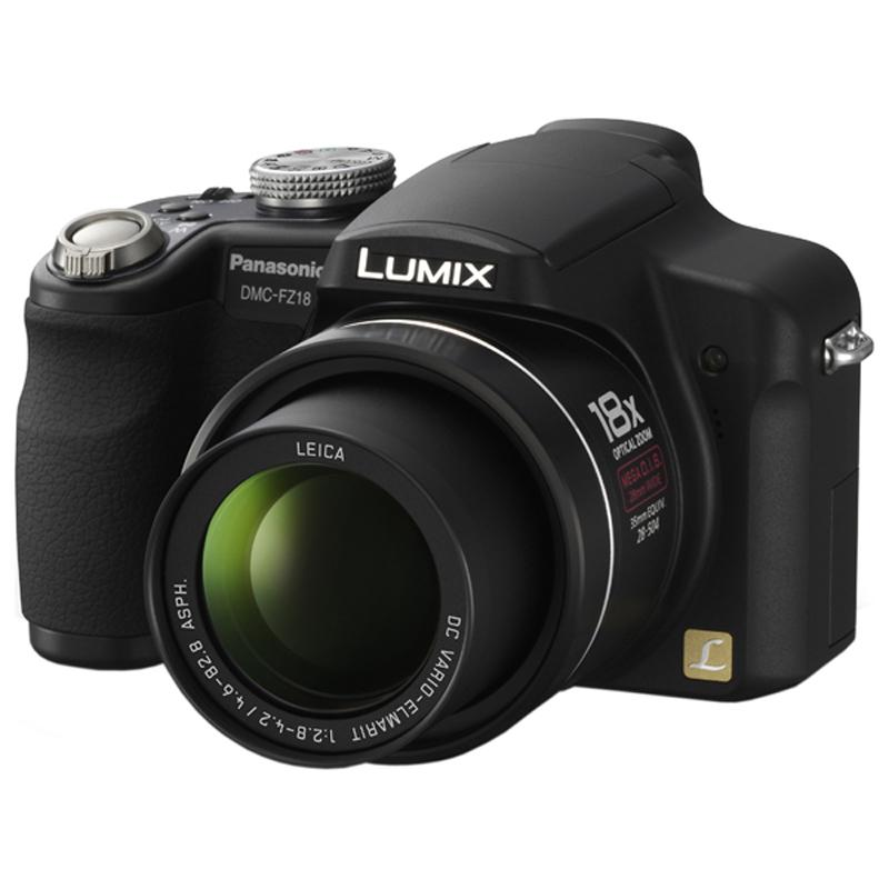 ... Lumix DMC FZ18 (Lumix DMCFZ18), цена на Panasonic Lumix DMC FZ18