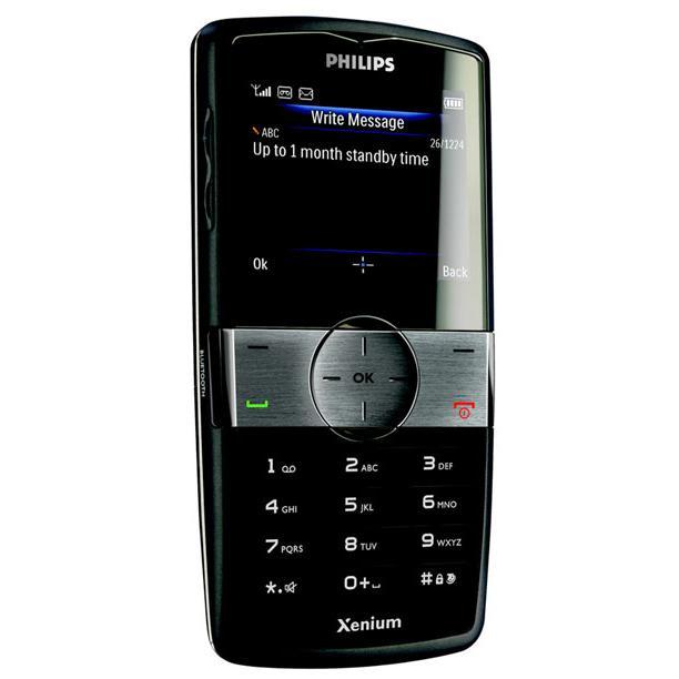 Philips xenium 9 9a инструкция
