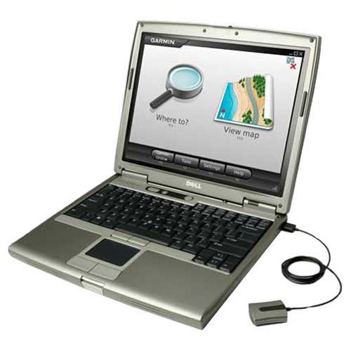 Garmin Mobile PC - Добавьте полноценные навигационные возможности в свою но