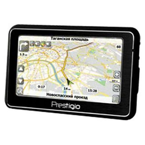Навигатор Prestigio Geovision 5400 Инструкция